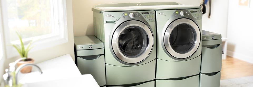Две элитные стиральные машины